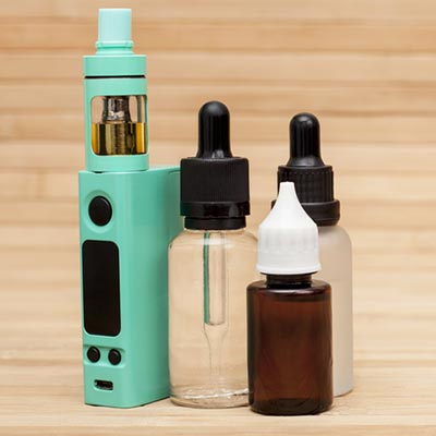 Est-il possible de Vapoter sans nicotine ?