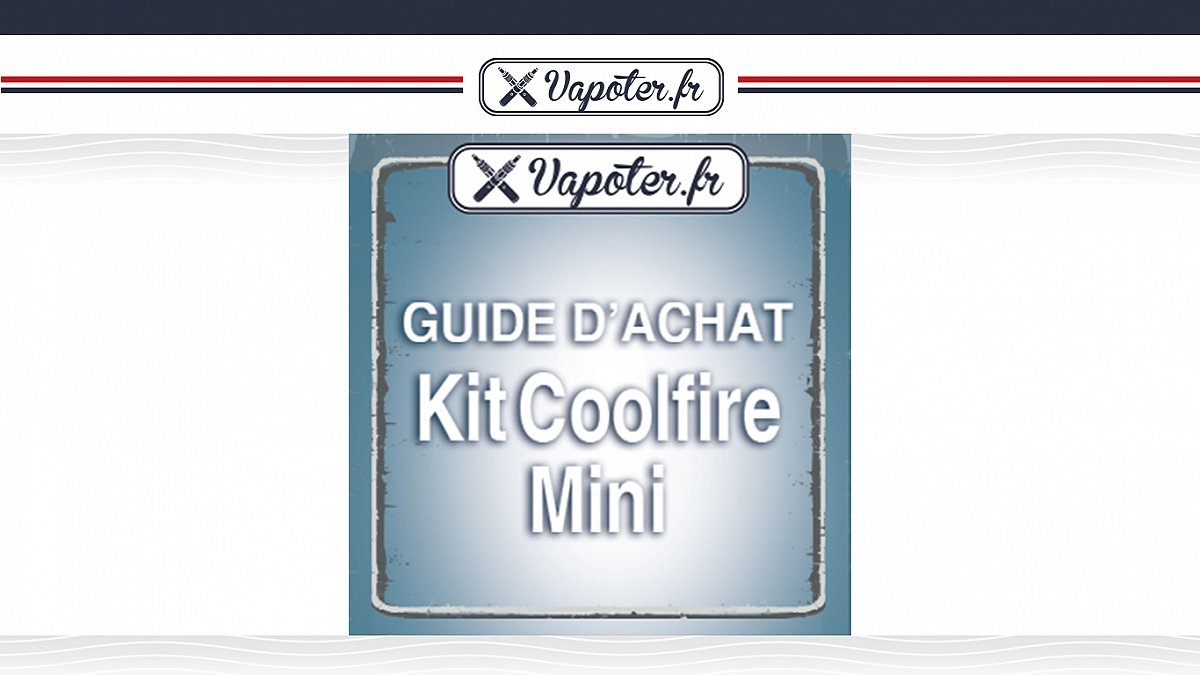Kit Coolfire Mini
