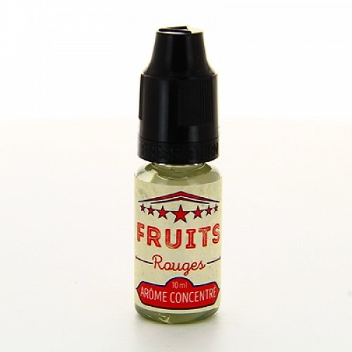 Fruits Rouges Arôme 10ml VDLV