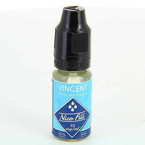 Nico Fill Booster 20/80 Vdlv 10ml 20mg