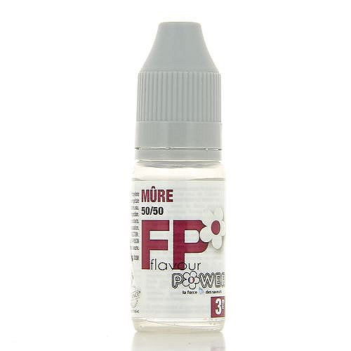 Mûre 50/50 Flavour Power 10ml