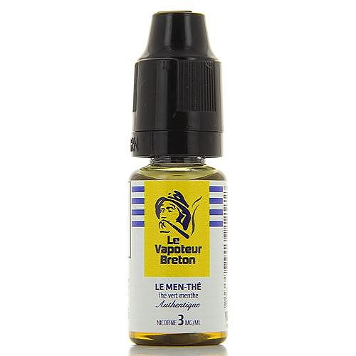 Le Men-Thé Authentique Le Vapoteur Breton 10ml