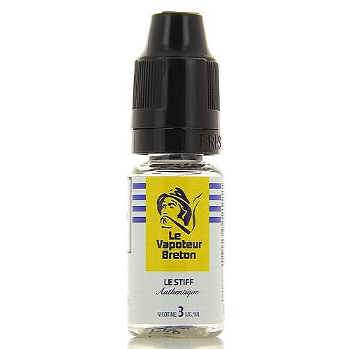 Le Stiff Authentique Le Vapoteur Breton 10ml