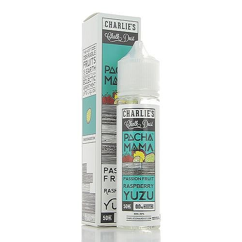 Passion Fruit Raspberry Yuzu Pacha Mama Charlie's Chalk Dust 50ml