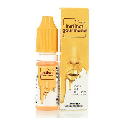 Honey & Milk Instinct Gourmand Alfaliquid 10ml