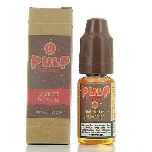Gaufrette Framboise Pulp Kitchen 10ml