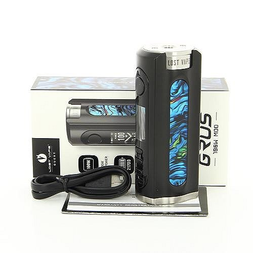 Box Grus 100W (V1.5) Lost Vape