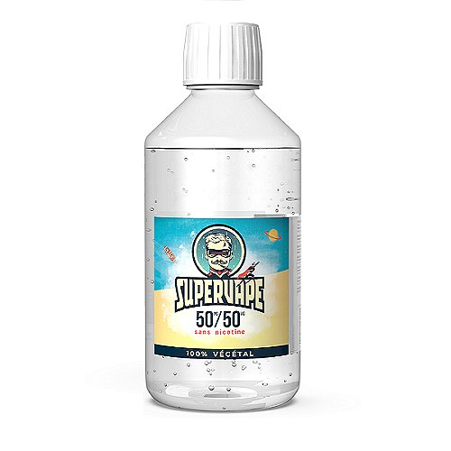 Base 1L 50/50 00mg SuperVape