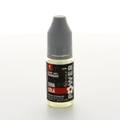 Soda Cola Flavour Power 10ml
