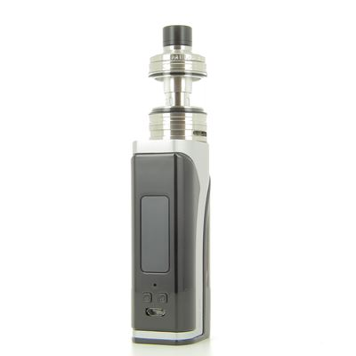 Eleaf : Kit Ikuu I80 (+Melo 4) D25 Silver Eleaf