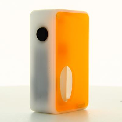 Box Squonker Blanc Orange Armageddon Mfg