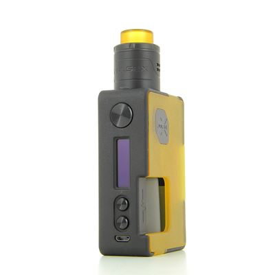 Vandy Vape : Kit Pulse X (+ ato Pulse X) Amber Vandy Vape