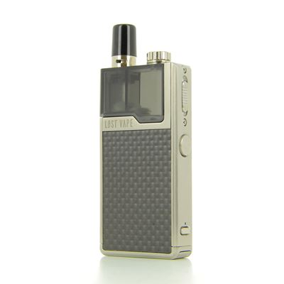 Kit Orion Silver-Textured Carbon Lost Vape