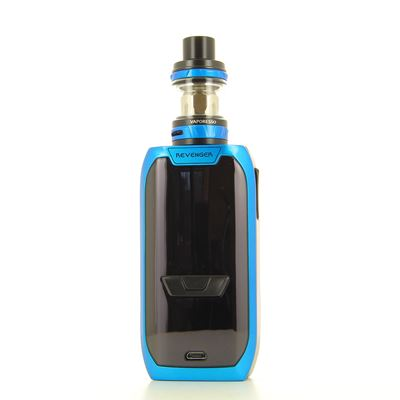 Kit Revenger 220W (+ NRG Mini 2ml) Bleu Vaporesso