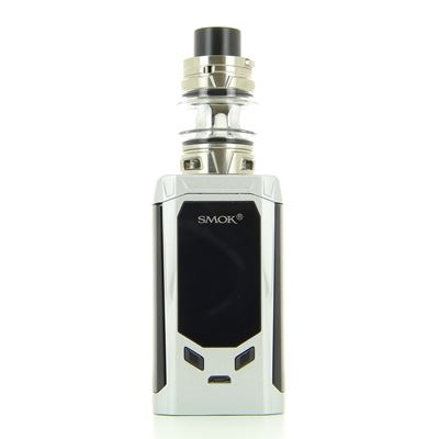 Kit R-Kiss 200W Silver-Noir (+TFV-mini V2 5ml) Smoktech