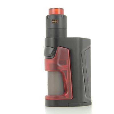 Kit Pulse Dual 220W Frosted Rouge Vandy Vape